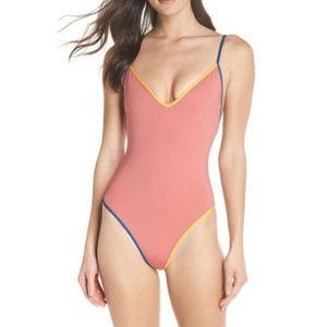J. Crew Playa Montauk One-piece Swimsuit